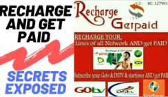 SUMMARY OF HOW RECHARGE AND GET PAID WORKS