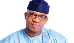 FREE MOVEMENT ON WEEKDAYS. Gov. Dapo Abiodun